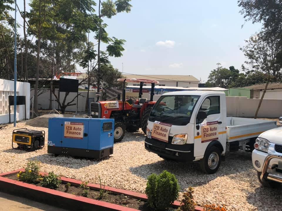 Indo zambia bank kamwala branch lusaka